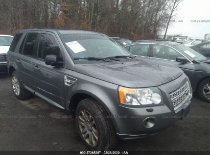 2010 LAND ROVER LR2 HSE TECHNOLOGY