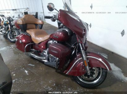 2019 INDIAN MOTORCYCLE CO. ROADMASTER