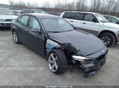 2014 BMW 328 XI SULEV