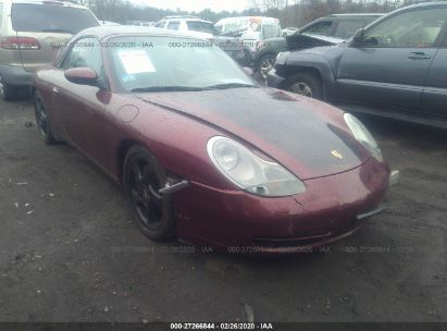 2000 PORSCHE 911 CARRERA 2/CARRERA 4