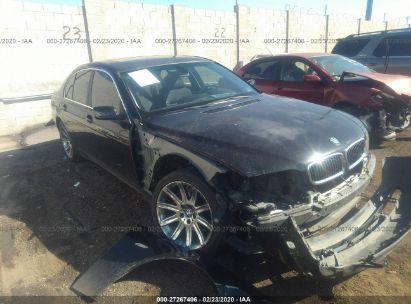 2004 BMW 745 I
