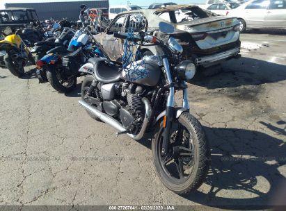 2015 TRIUMPH MOTORCYCLE SPEEDMASTER