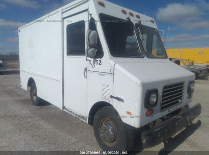 1988 FORD ECONOLINE E350 COMM STRIPPEDCHASSIS