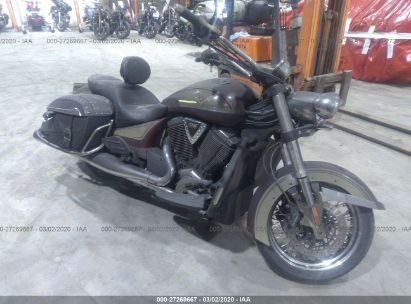 2013 VICTORY MOTORCYCLES CROSS ROADS CLASSIC