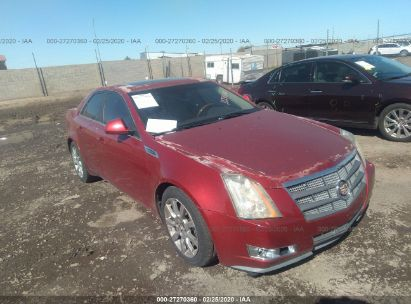 2008 CADILLAC CTS HI FEATURE V6