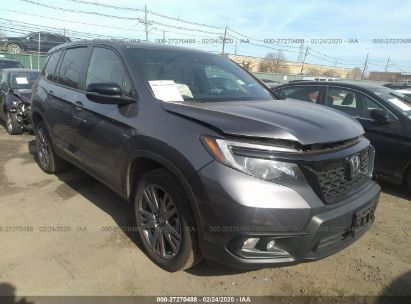 2019 HONDA PASSPORT EXL