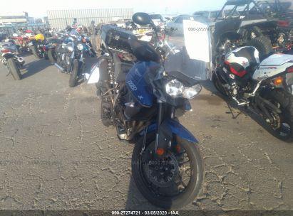 2017 TRIUMPH MOTORCYCLE TIGER 800 XRX