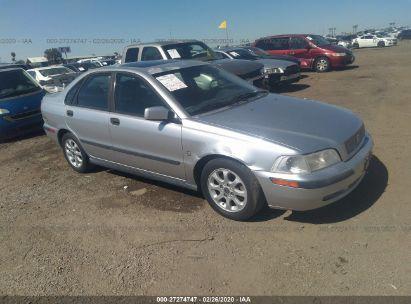 2002 VOLVO S40 1.9T