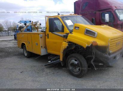 2005 GMC C4500 C4C042