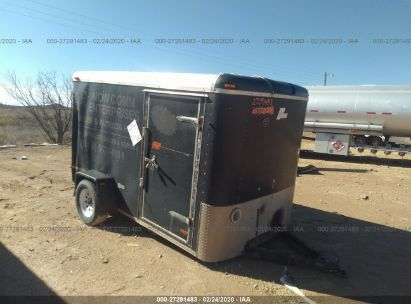 2001 PACE AMERICAN TRAILER