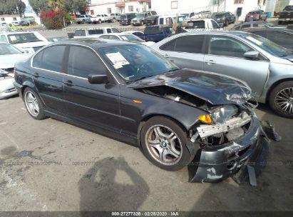 2005 BMW 330 I
