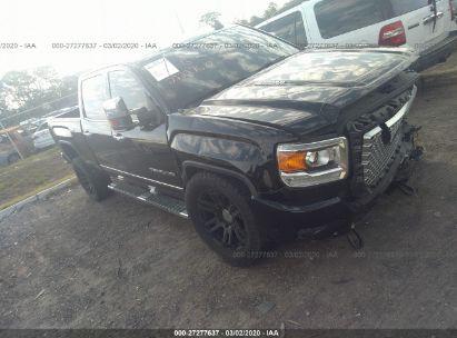 2015 GMC SIERRA K2500 DENALI