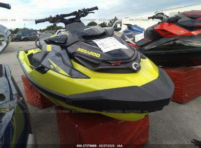 2019 SEA DOO RXT-300