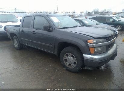 2008 CHEVROLET COLORADO LT