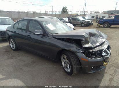 2015 BMW 3 SERIES I