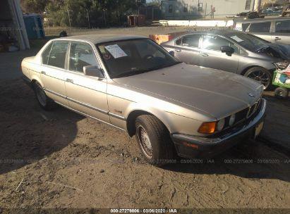 1990 BMW 735 I AUTOMATIC