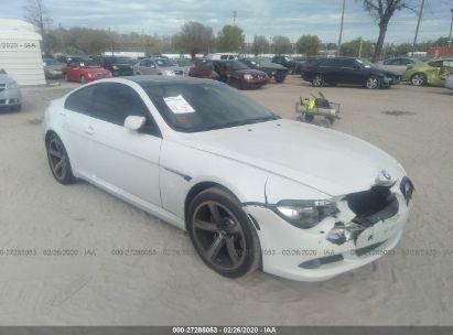 2009 BMW 650 I
