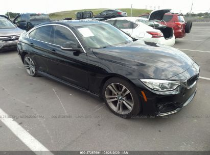 2016 BMW 435 I/GRAN COUPE