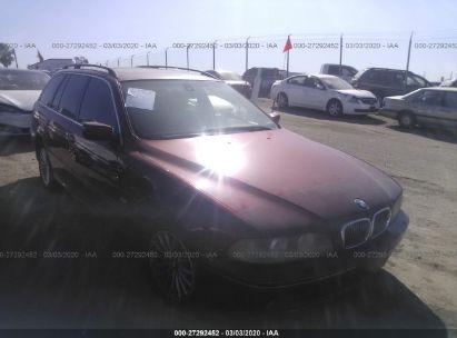 2001 BMW 540 IT AUTOMATIC
