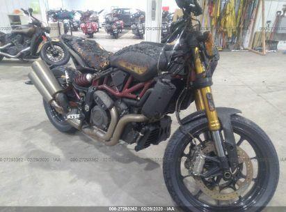 2019 INDIAN MOTORCYCLE CO. FTR 1200 S RACE REPLICA