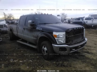 2011 FORD F350 SUPER DUTY