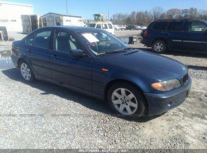 2005 BMW 325 IS SULEV