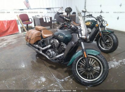2019 INDIAN MOTORCYCLE CO. SCOUT ABS