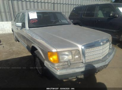 1986 MERCEDES-BENZ 300 SDL