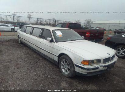 1995 BMW 740 I AUTOMATIC