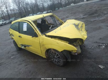 2005 FORD FOCUS ZX3