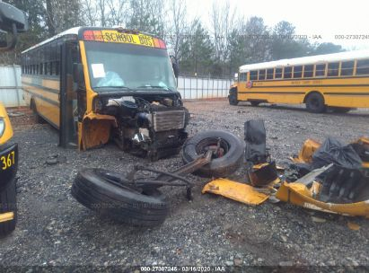 2008 FREIGHTLINER CHASSIS B2B