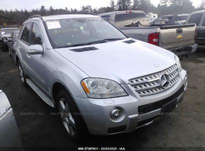 2008 MERCEDES-BENZ ML 550