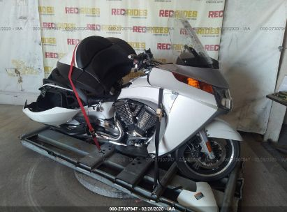 2011 VICTORY MOTORCYCLES VISION TOUR