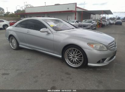 2008 MERCEDES-BENZ CL 550
