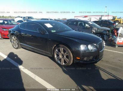 2014 BENTLEY CONTINENTAL GT V8/S
