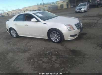 2011 CADILLAC CTS LUXURY COLLECTION