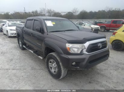 2014 TOYOTA TACOMA DOUBLE CAB PRERUNNER