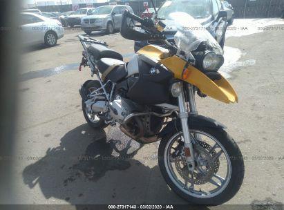 2007 BMW R1200 GS