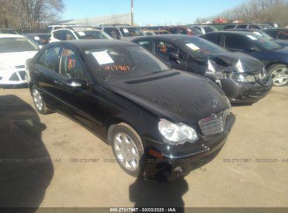 2006 MERCEDES-BENZ C 280