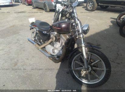 2005 HARLEY-DAVIDSON XL883 C