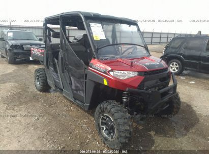 2019 POLARIS RANGER CREW XP 1000 EPS