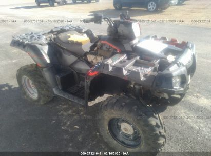 2011 POLARIS SPORTSMAN 850/XP-EPS