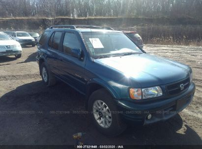 2002 HONDA PASSPORT EX/LX