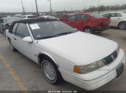 1993 MERCURY COUGAR XR7