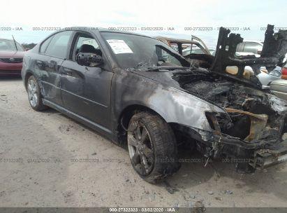 2007 SUBARU LEGACY GT LIMITED