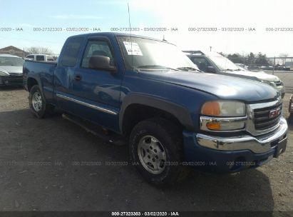 2003 GMC NEW SIERRA K1500