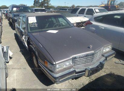 1993 CADILLAC 60 SPECIAL