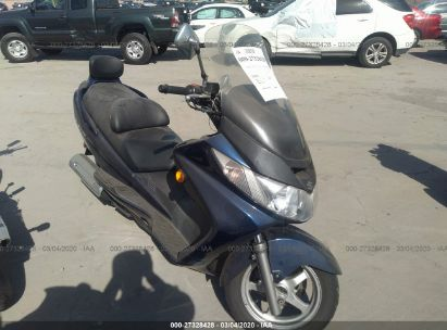 2003 SUZUKI AN400 K3