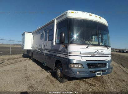 2003 WORKHORSE CUSTOM CHASSIS MOTORHOME CHASSIS W22