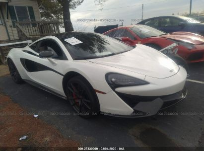 2017 MCLAREN AUTOMOTIVE 570S